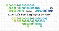 Photo of Forbes America's Best Employers By State logo