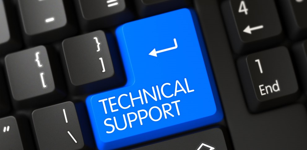 Technical support image